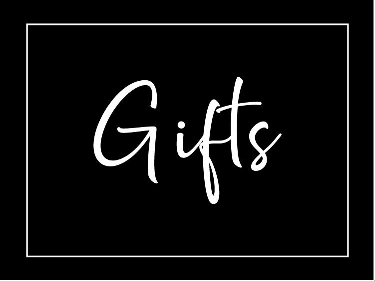 Gifts Black Friday Savings