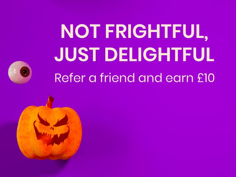 Refer a Friend - IWOOT UK