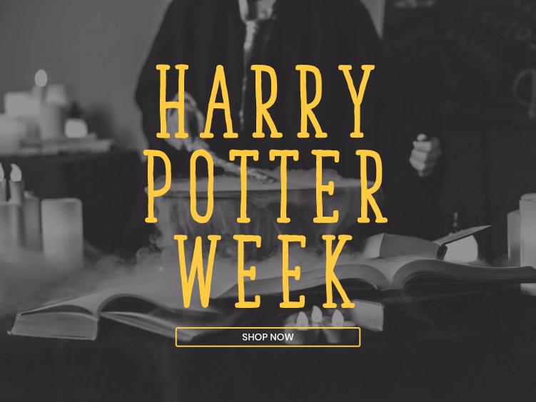 Harry Potter Week Main Banner