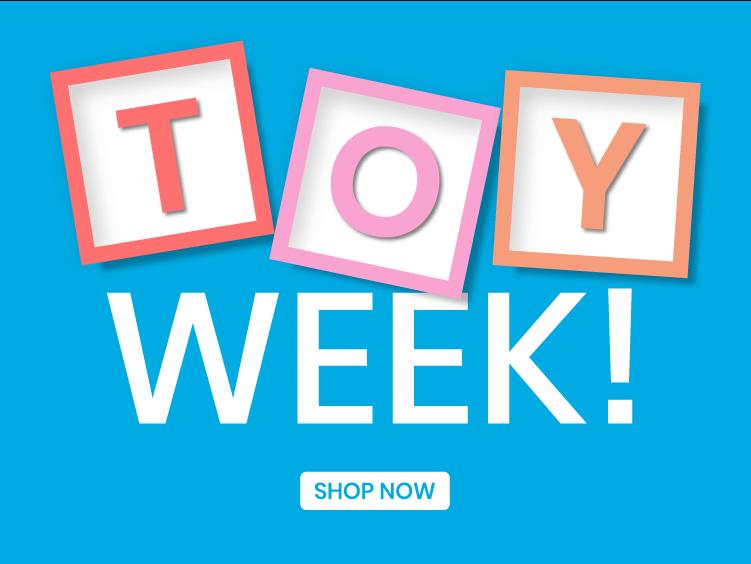 Toy Week Main Banner
