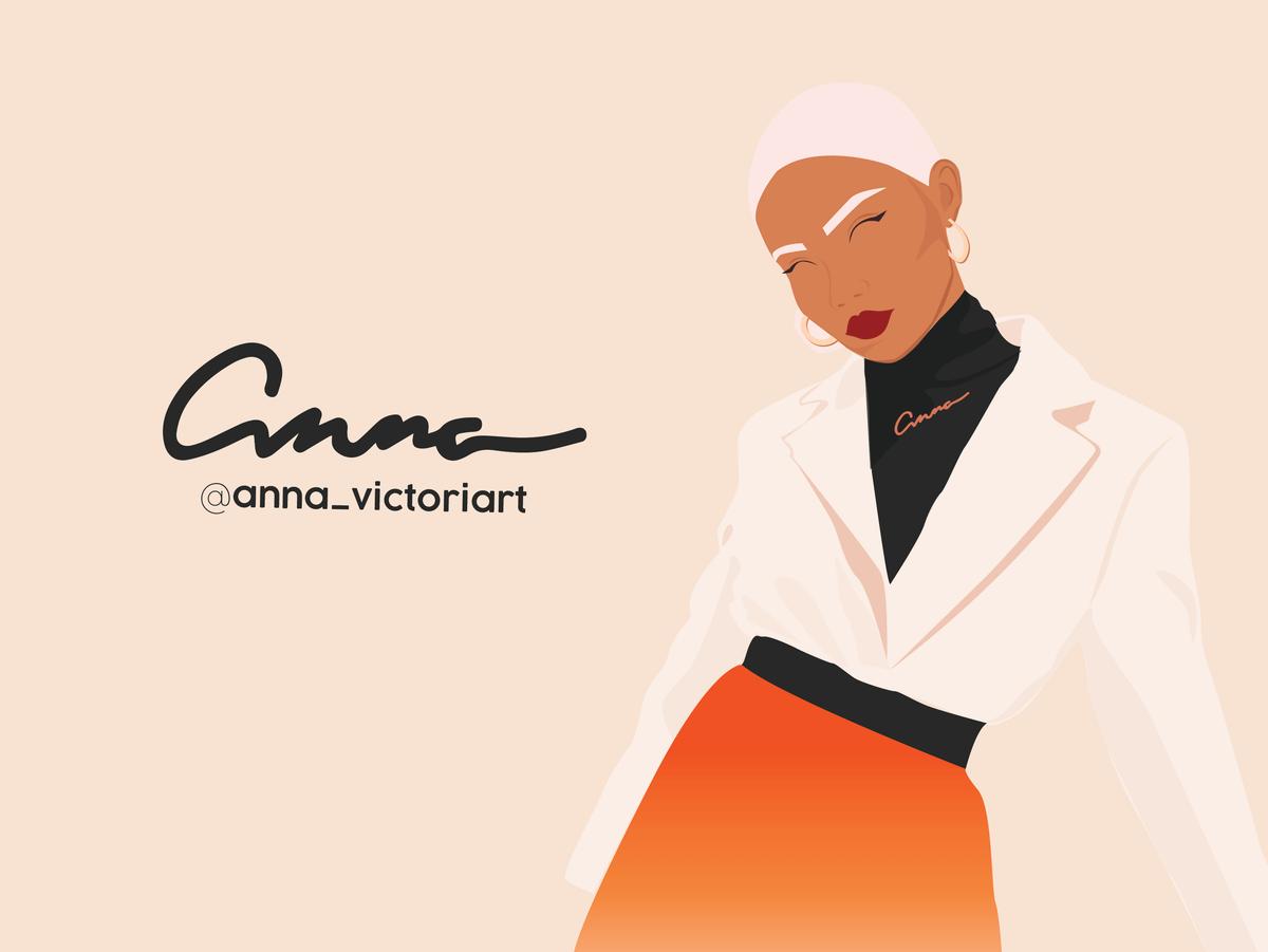 Anna Victoria Artist Main Banner