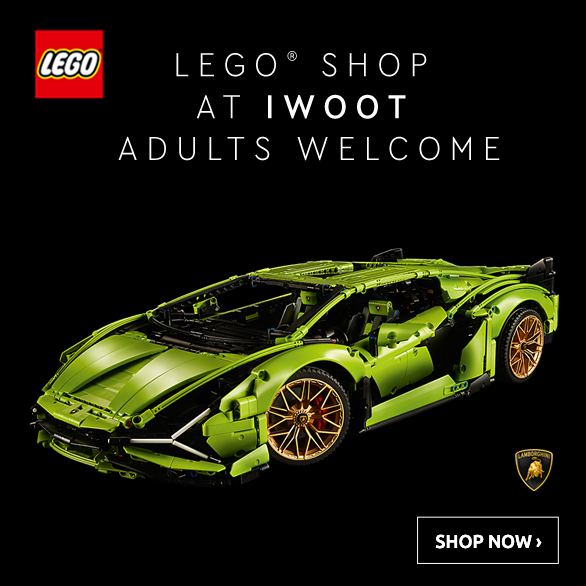 LEGO ADULT FANS OF LEGO MAIN BANNER