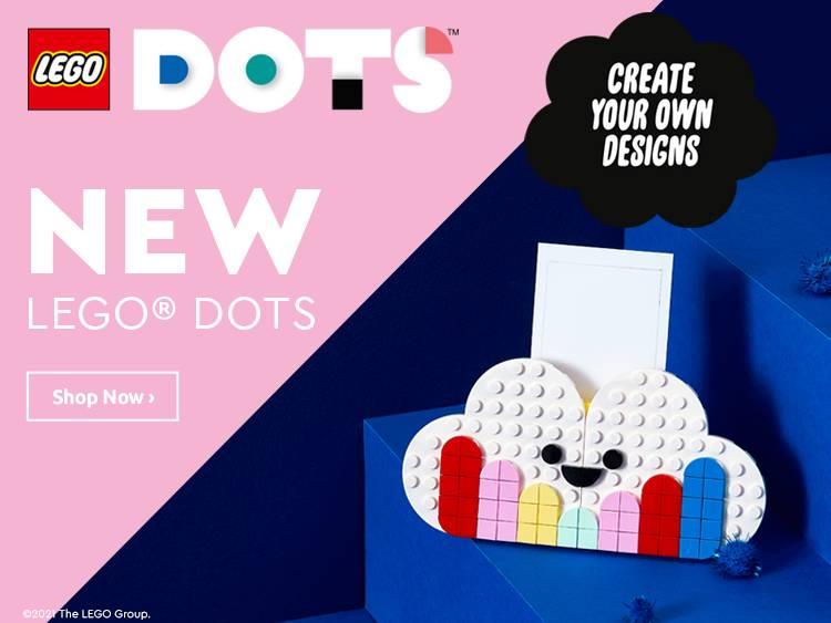 LEGO Dots Main Banner