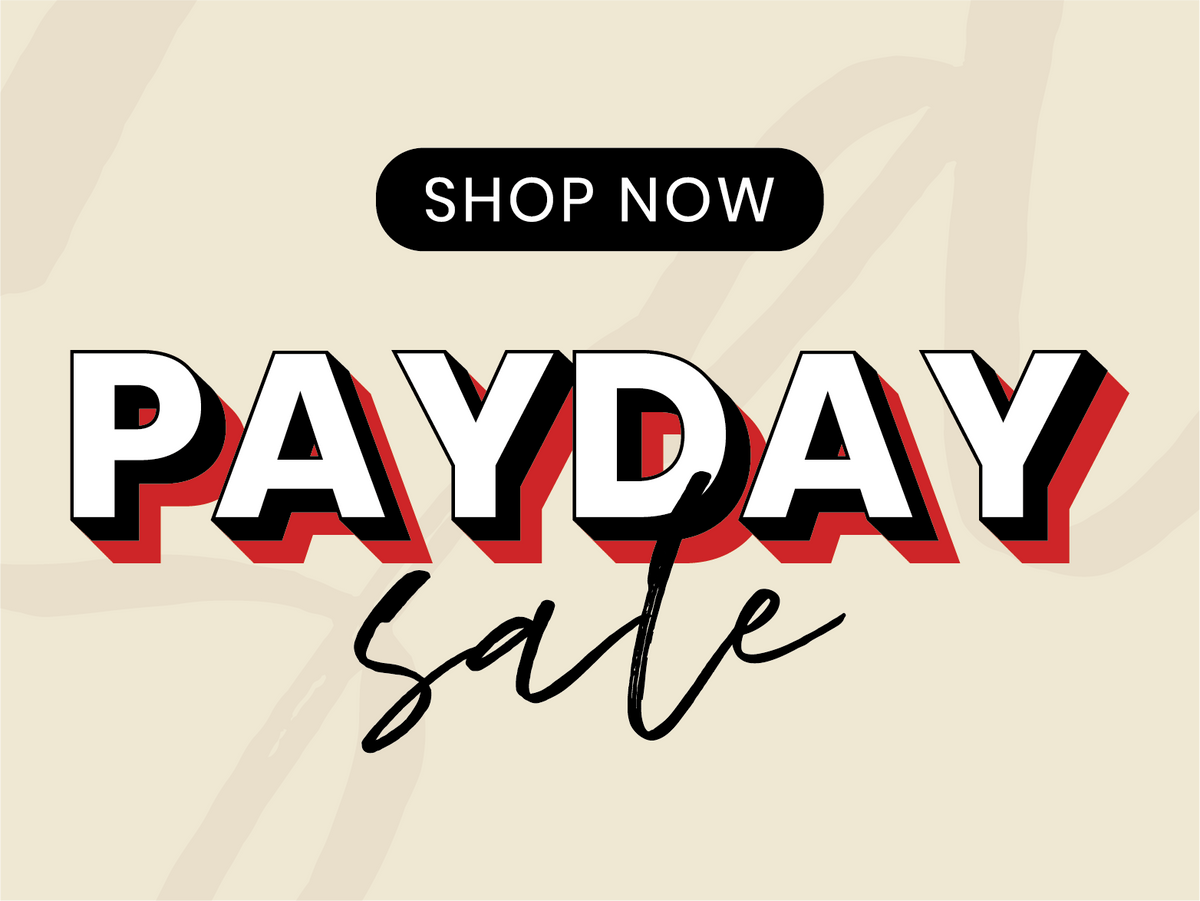 Pay Day Sale Banner