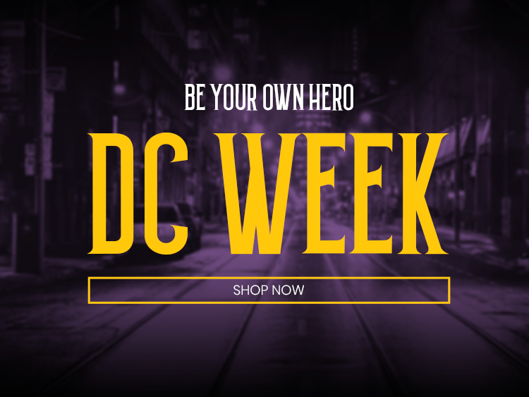 DC Comics Week