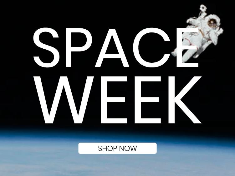 Space Week Main Banner
