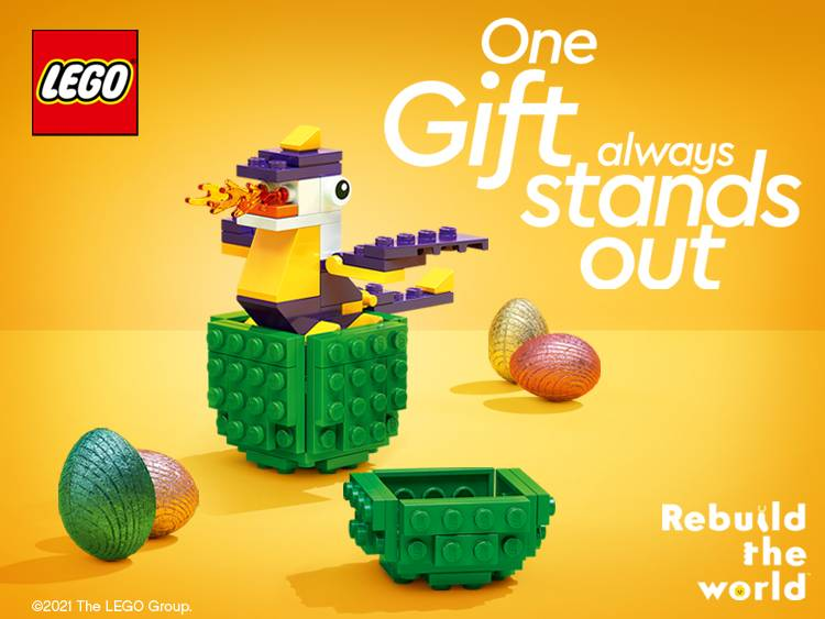 LEGO EASTER SALE - 20% OFF LEGO