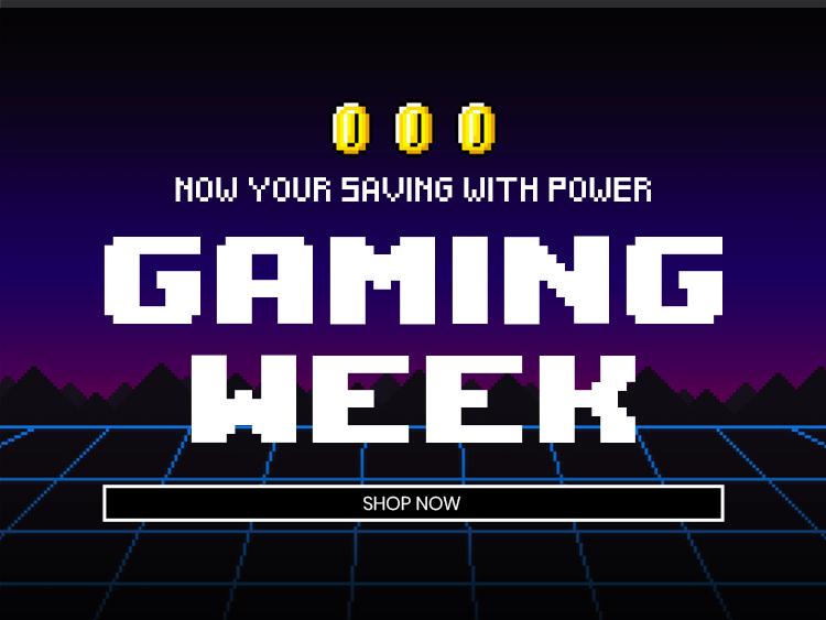 Gaming Week Main Banner