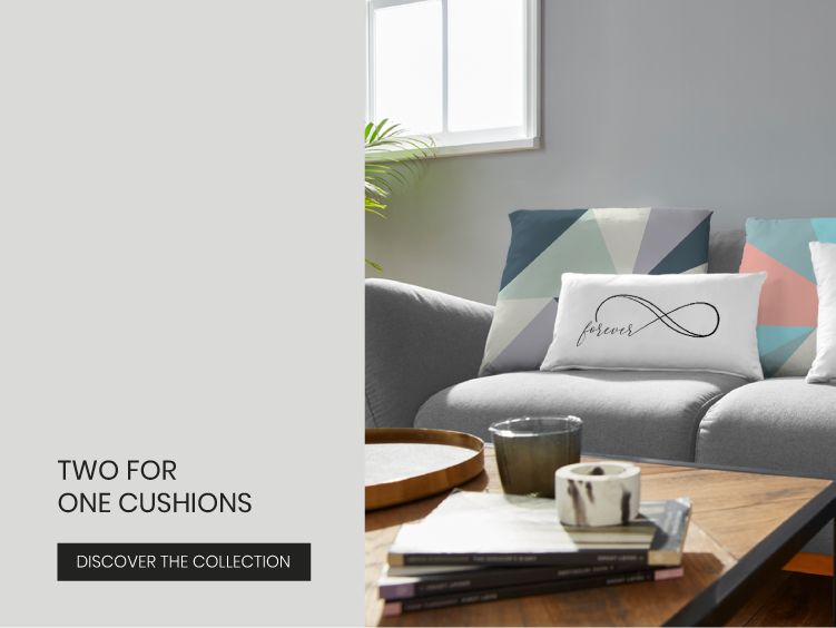 Buy one get one free cushions - IWOOT UK
