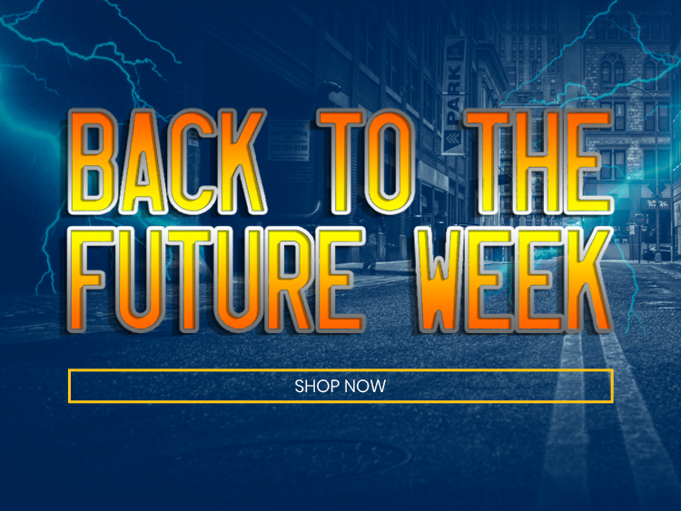 Back To The Future Week
