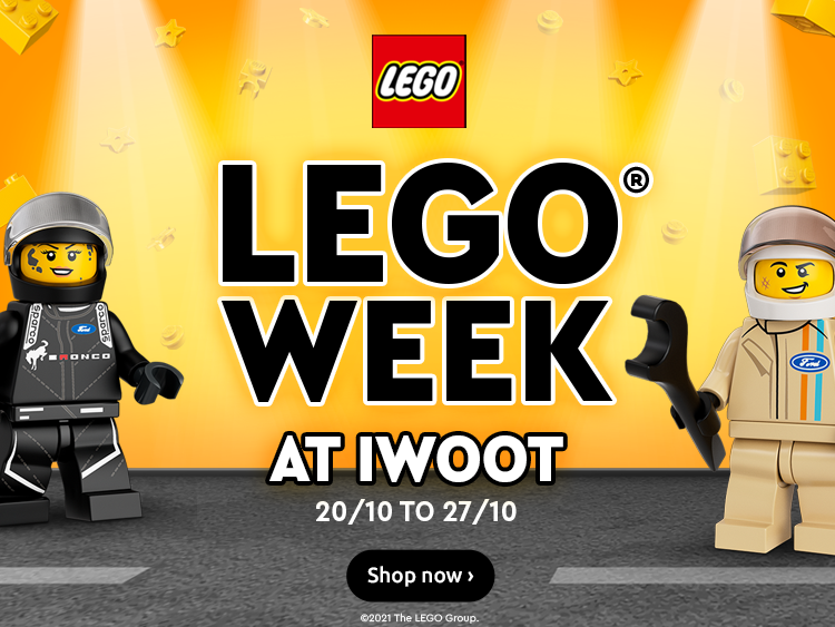 LEGO Week Now Live