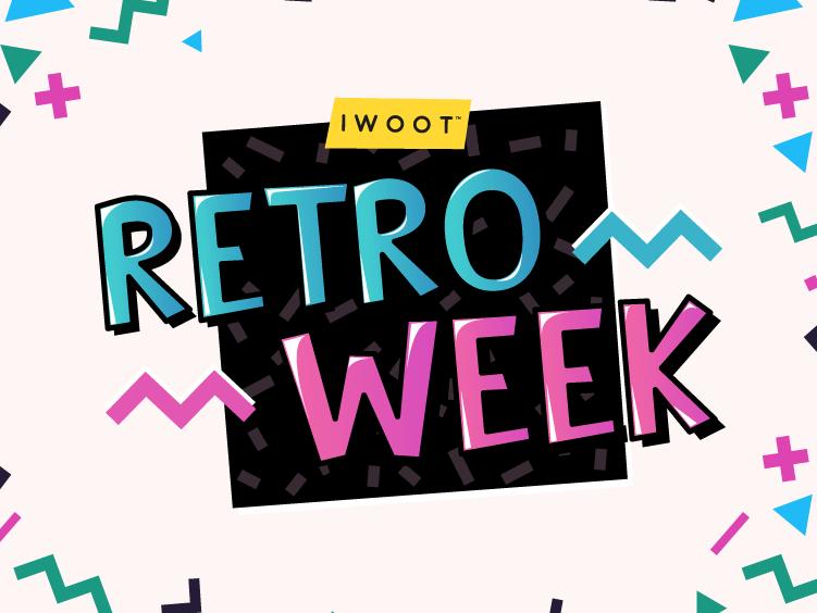 Retro Week Main Banner