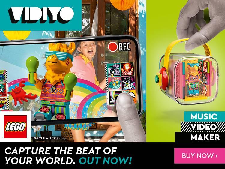 LEGO VIDIYO - IWOOT UK