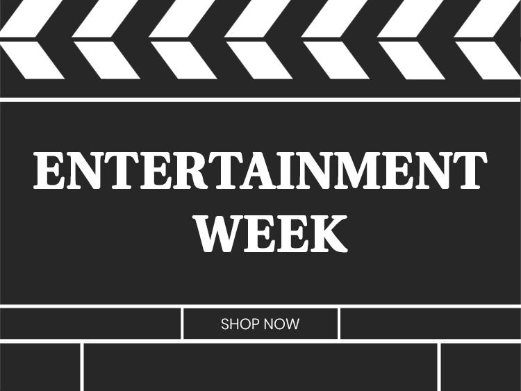 Entertainment Week Main Banner