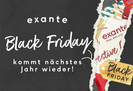 exante Black Friday