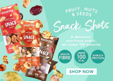 Introducing Snack Shots 'Shop Now'