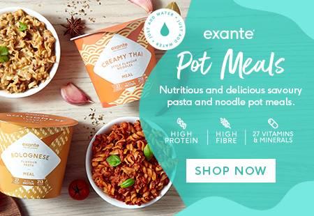 Core Pot Meals