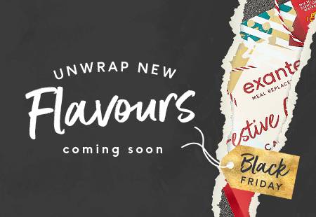 Unwrap new flavours coming soon