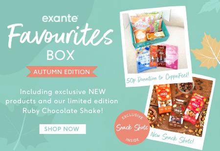 Autumn Favourites Box