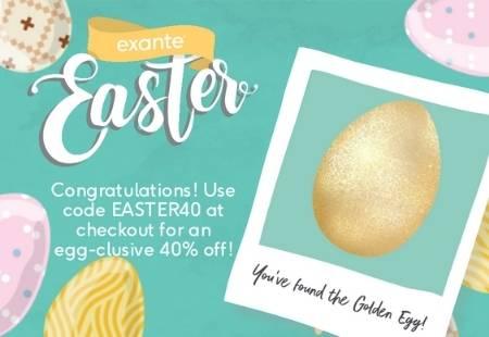 exante Easter Egg Hunt