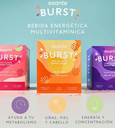 Beneficios Burst exante