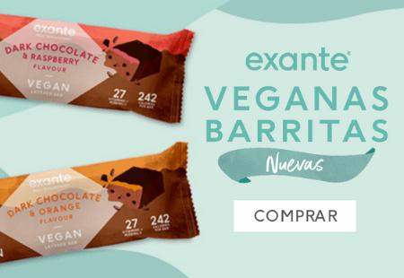 Barritas Veganas exante. Comprar Ahora