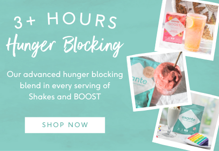 More than 3 hours of hunger blocking in all of our shakes and weight loss drinks. Shop now.