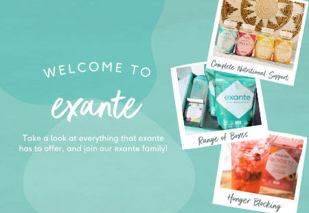 Welcome to exante. Take a look at everything that exante has to offer, and join our family!