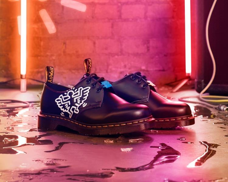 Dr Martens X Keith Haring