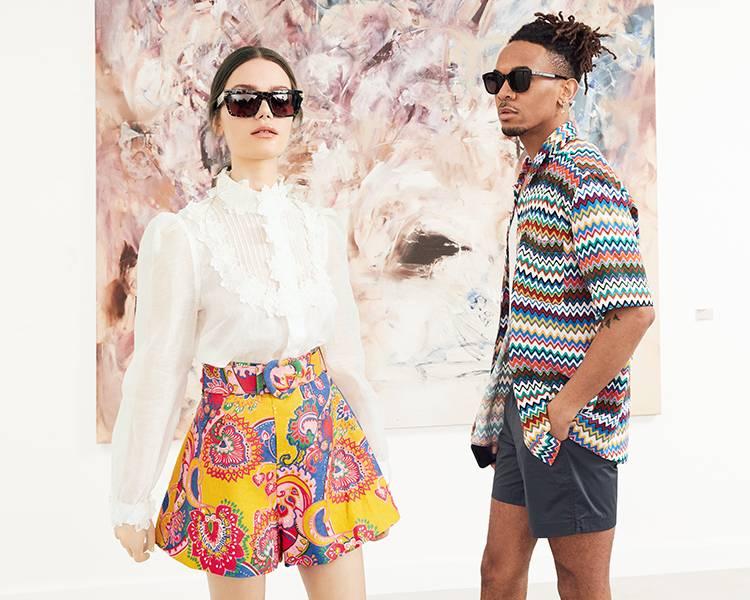 Summer Shop Campaign Image