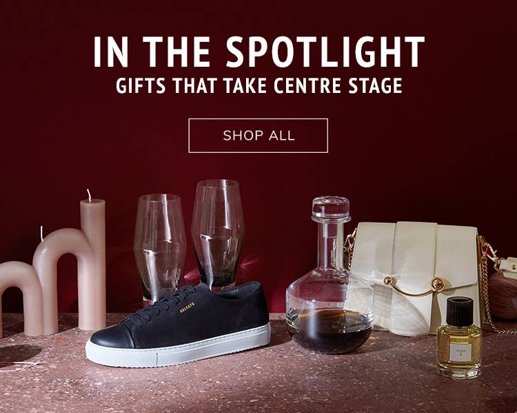 In the Spotlight   Gifts that take centre stage