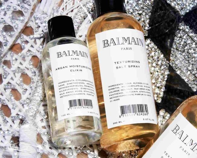 Balmain Paris Hair Couture Haircare
