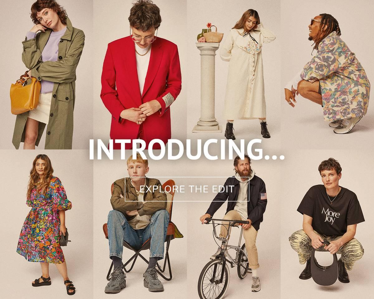 Introducing... | Explore The Edit
