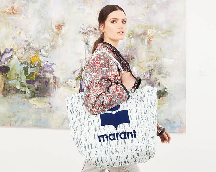 Isabel Marant Campaign Image