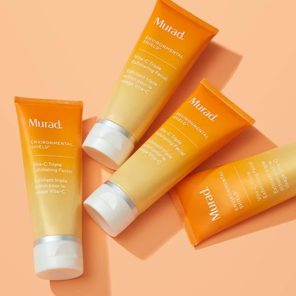 EXCLUSIVE: Murad Vitamin C Triple Exfoliating Facial Peel