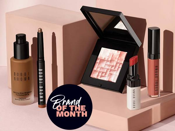 Brand of the Month: Bobbi Brown