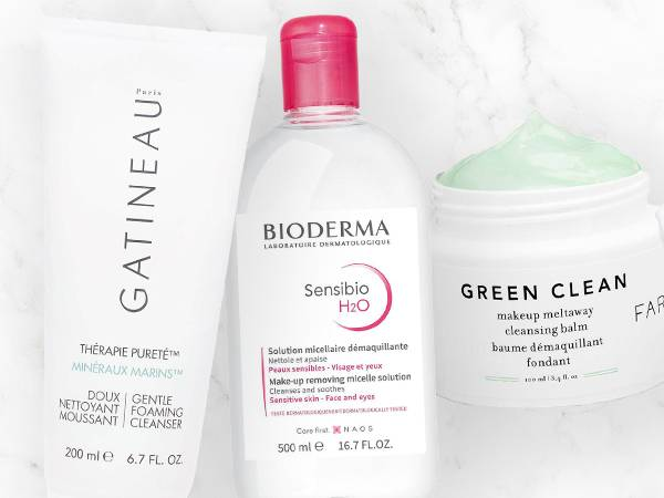 CLARIFYING CLEANSERS