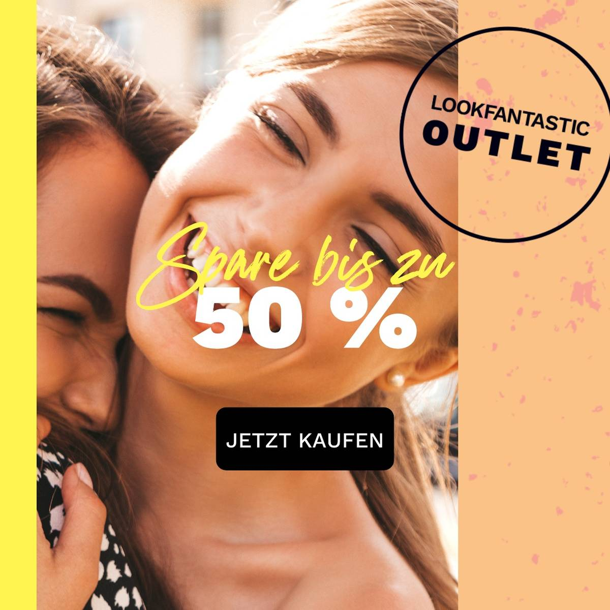 Outlet bei lookfantastic
