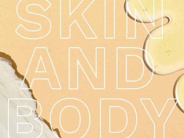 Skin and Body mit bis zu 30% Rabatt