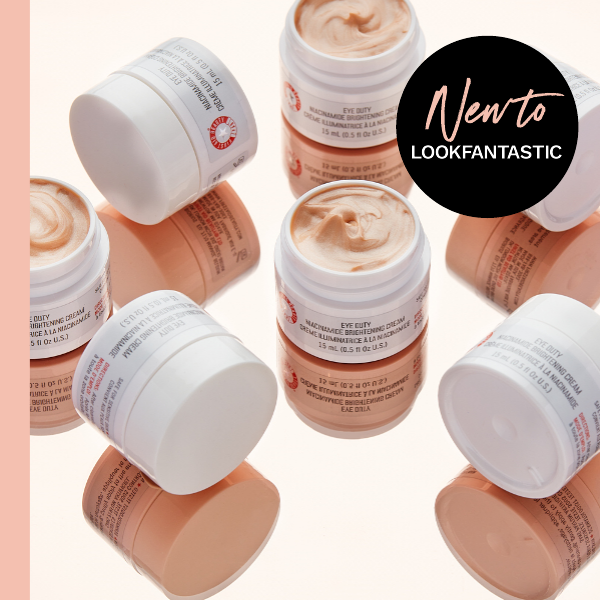 NEW IN: First Aid Beauty. Shop the range now at LOOKFANTASTIC AU