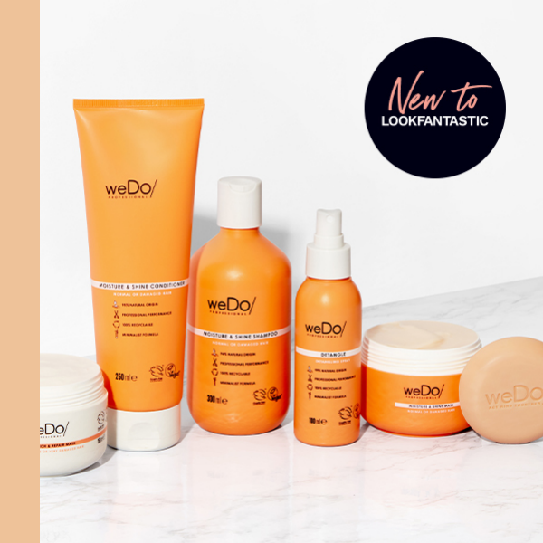 NEW IN: WEDO/  - Now available at LOOKFANTASTIC AU