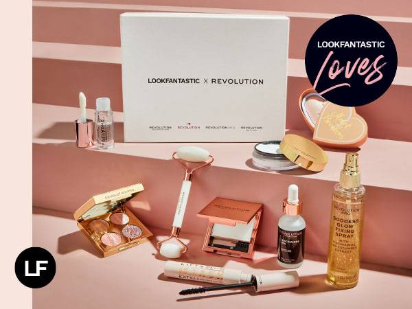 LOOKFANTASTIC X Revolution Limited Edition