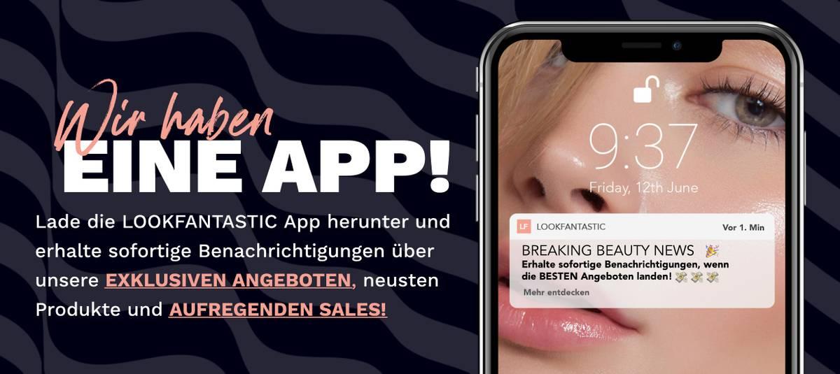 Wir haben eine App!