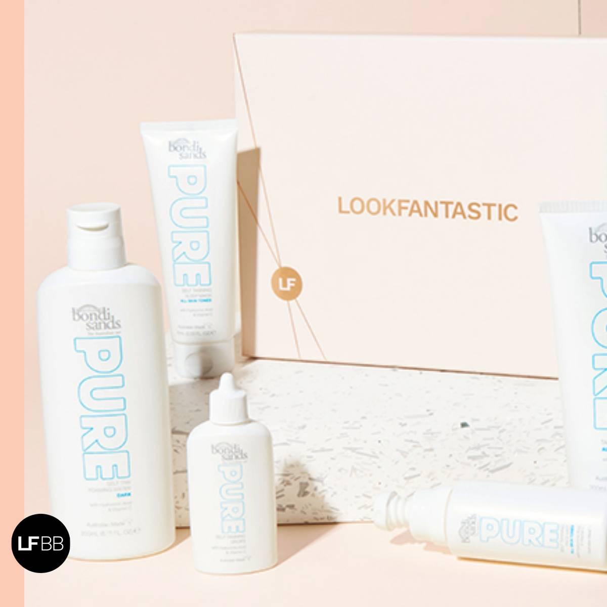 LOOKFANTASTIC x Bondi Sands Beauty Box