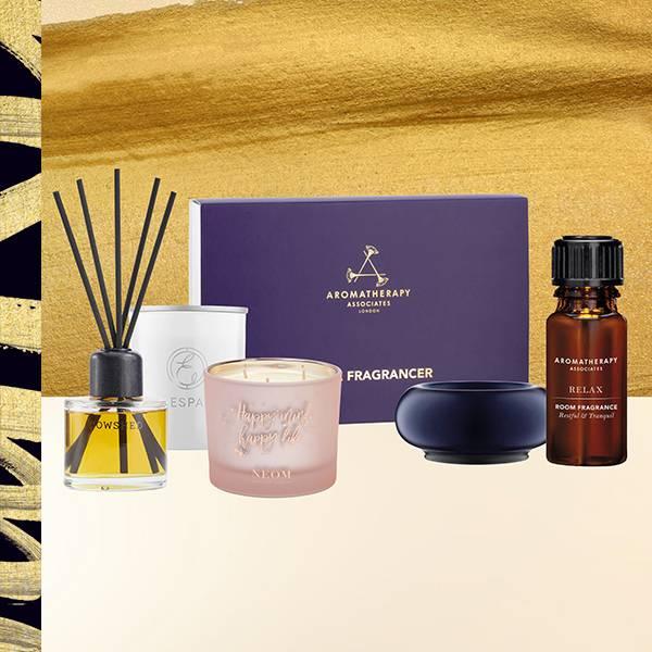 Luxury Home Fragrance Edit