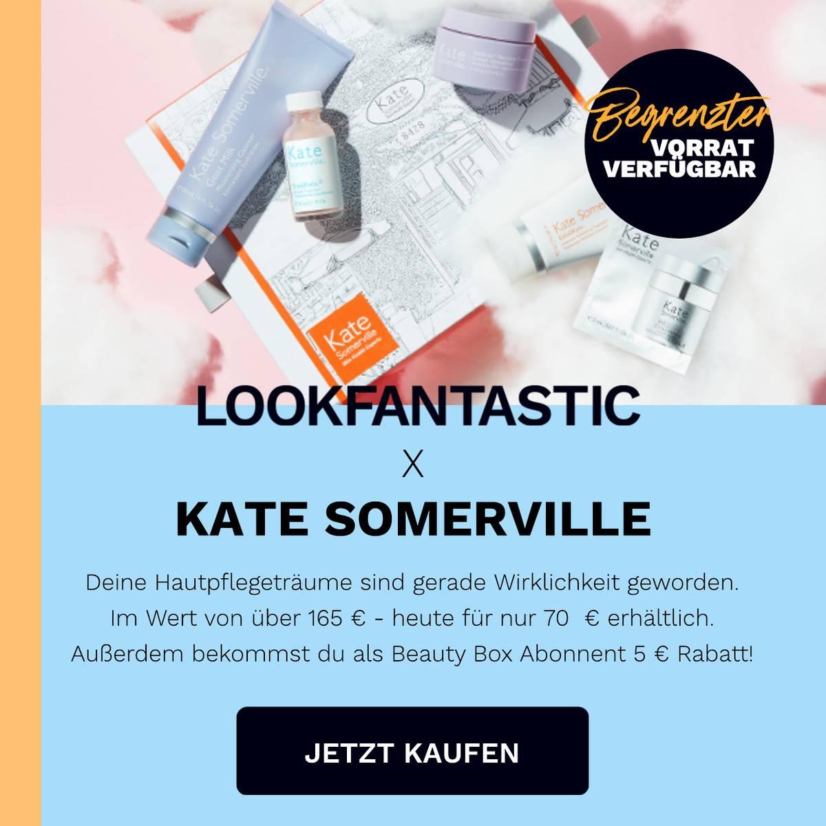 Die Kate Somerville Beauty Box ist gelandet!