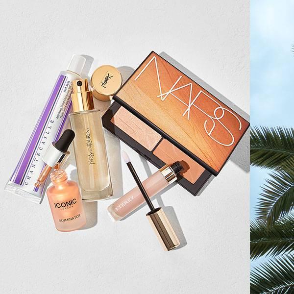 Drücke dich mit unseren vielen farbenfrohen Make-Up Produkten individuell aus.