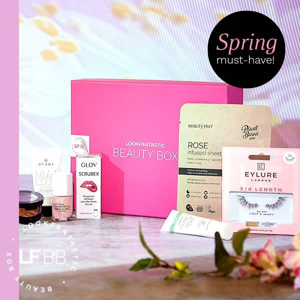 Unsere April Beauty Box ist gelandet!