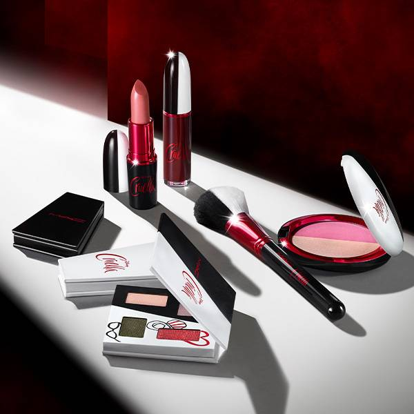 Go bold and recreate Cruella de Vil's iconic glam looks with M·A·C's most anticipated collaboration with Disney to date!