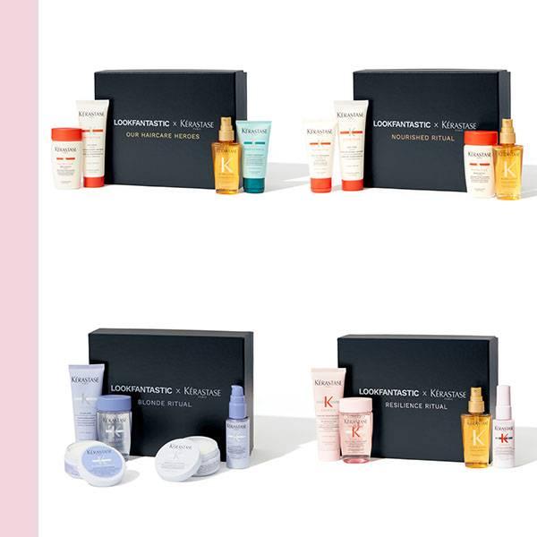 LOOKFANTASTIC x Kerastase Beauty Boxes